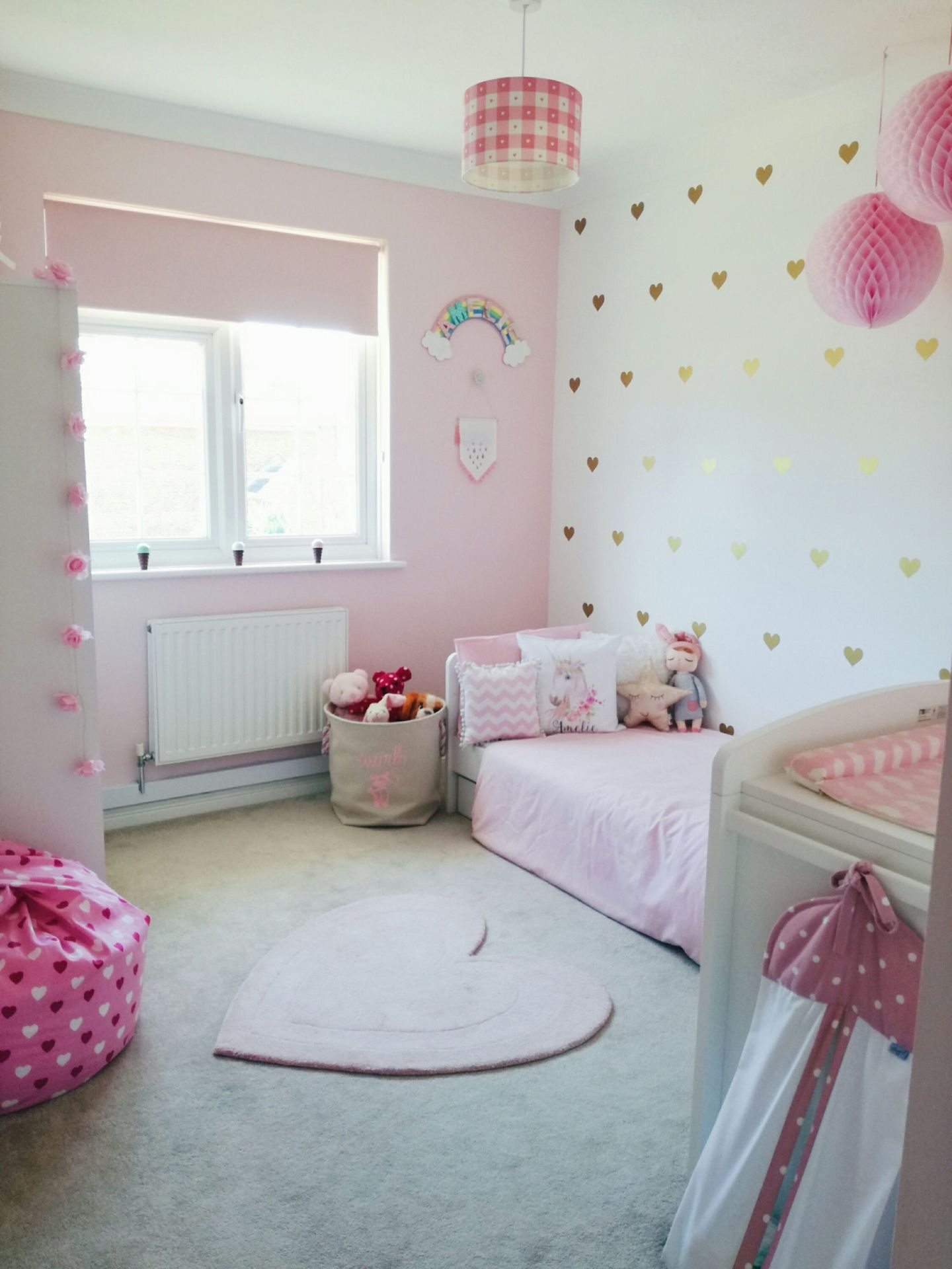 gold styled bedroom recognise about in life simply by room me from s single we first amazing can transformation post when it would pink amelie soft read moved here this hardly amelies toddler and you