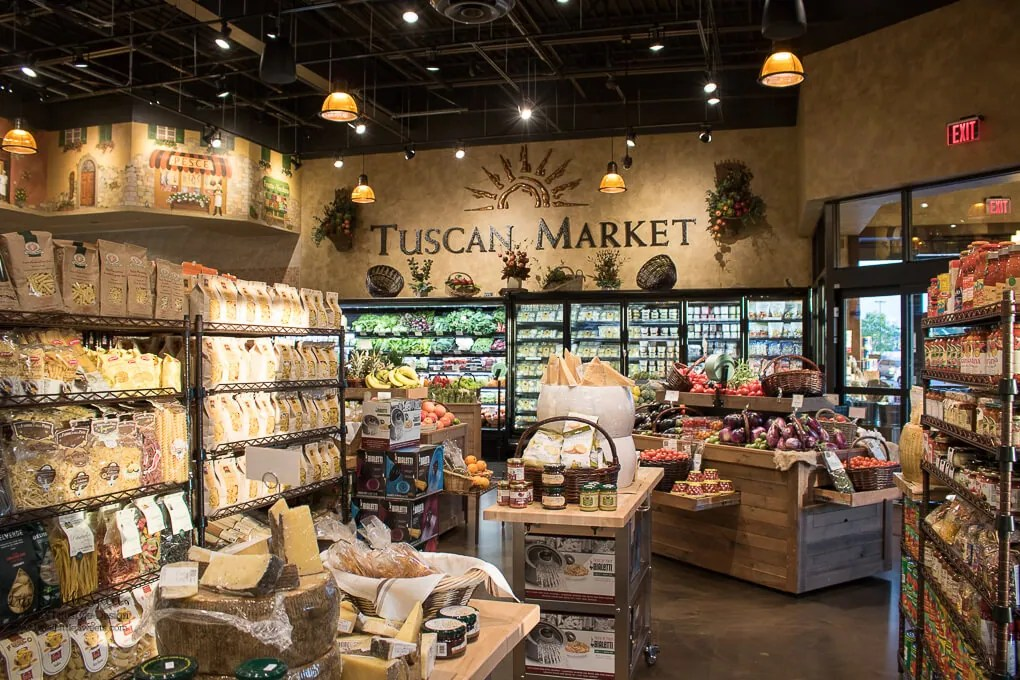 Tuscan Kitchen  Market in Portsmouth NH  Restaurant Review