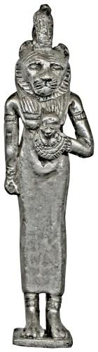 Egyptian_-_Standing_Wadjet_-_Walters_571421