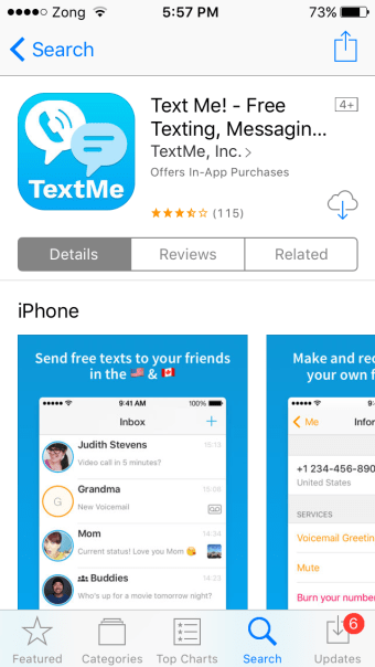 Download TextMe