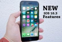 New IOS 10.3 - Lifestan