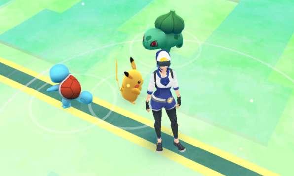 Pikachu Pokemon go | Lifestan