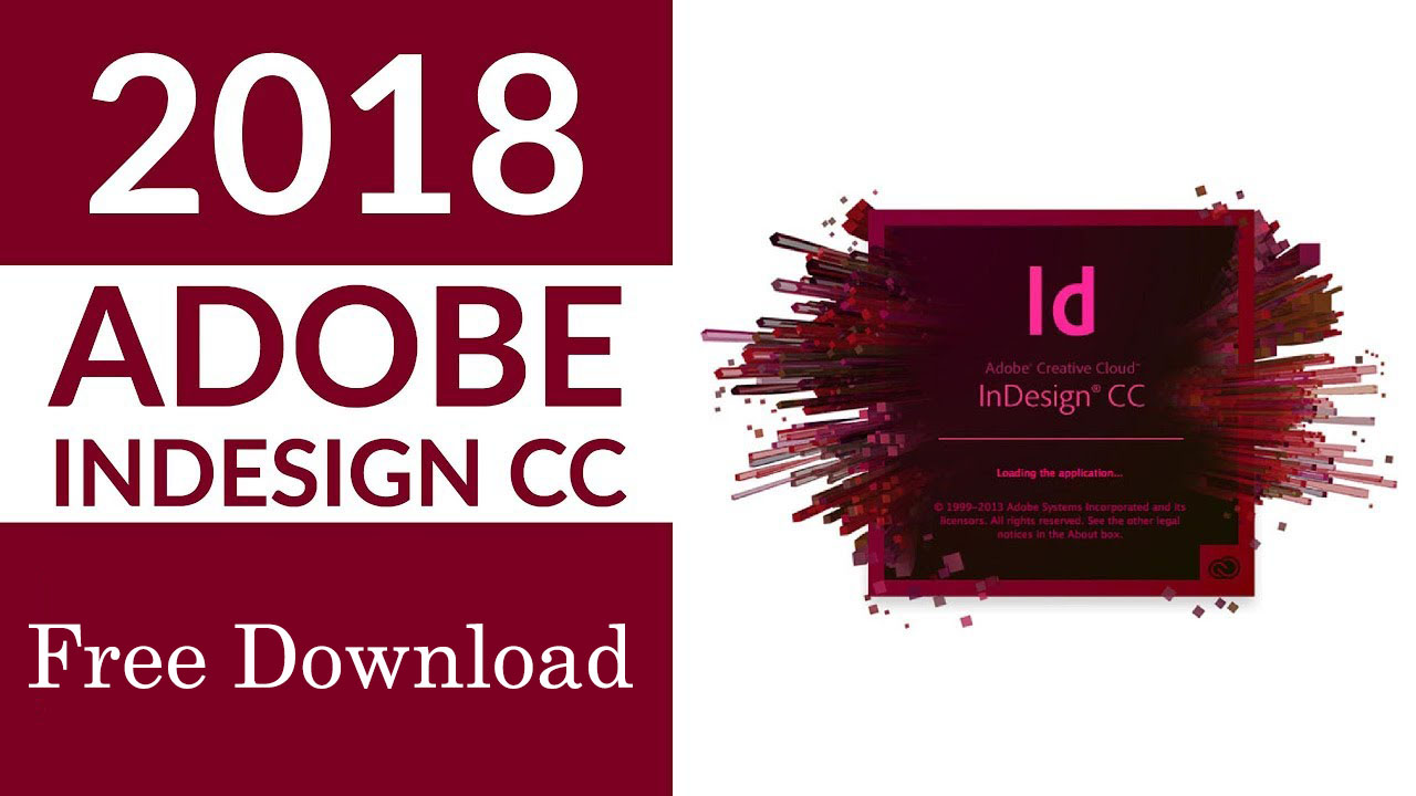 adobe indesign cc full version + crack & keygen