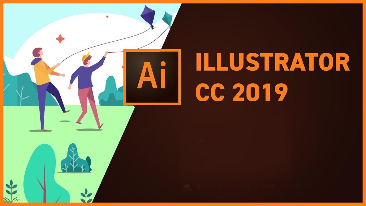 Adobe Illustrator CC 2019 Free Download Full Version with 2018