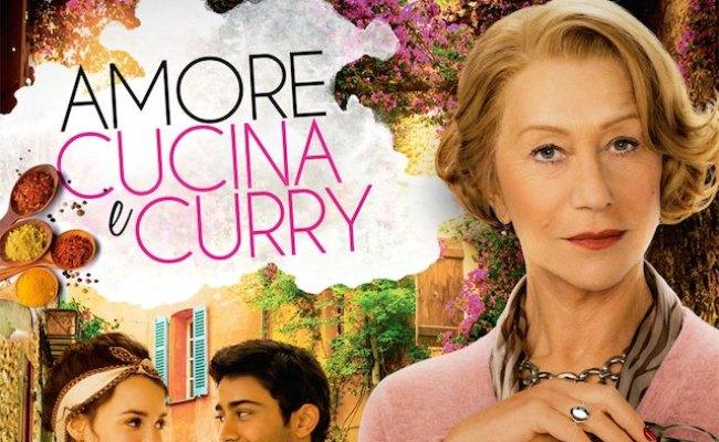Amore Cucina E Curry Trailer Italiano Del Film Con Helen Mirren Lifestar It