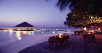 Banyan Tree Angsana Ihuru Resort