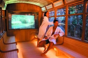tram-sauna