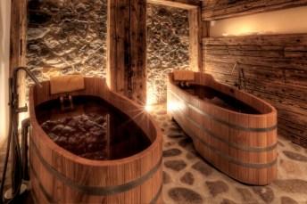 vasche trattamento al vino