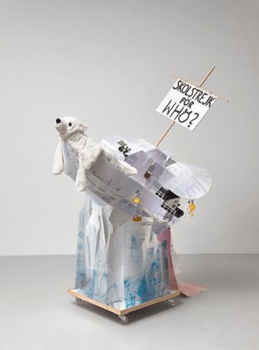 Simon Fujiwara mostra Fondazione Prada