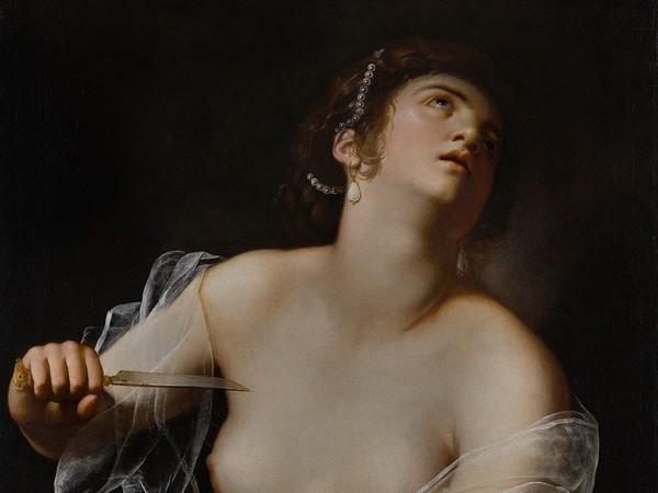 Lucrezia Artemisia Gentileschi Getty