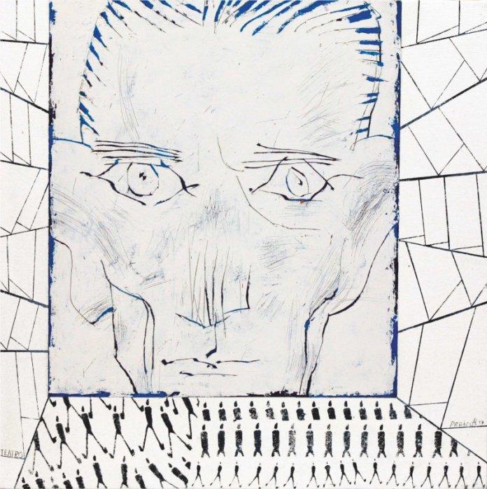 Tullio Pericoli mostra Milano