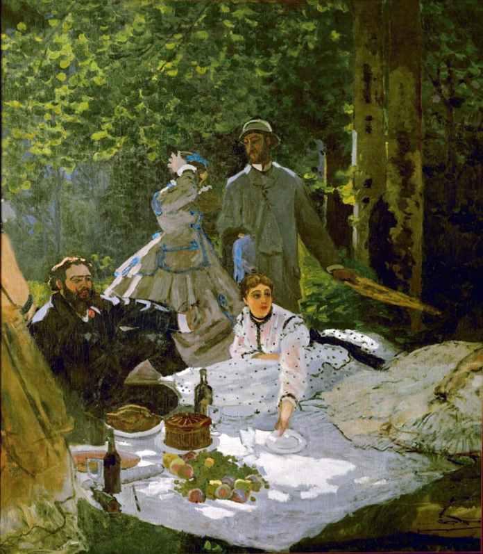 Colazione sull'erba (Monet)