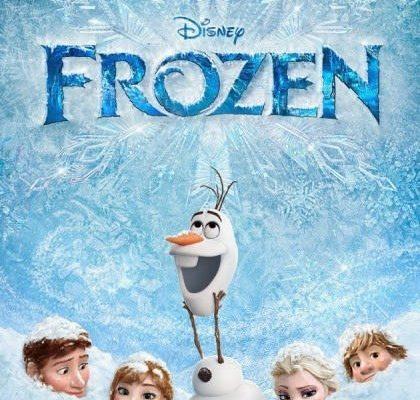 Disney's Frozen Warms!