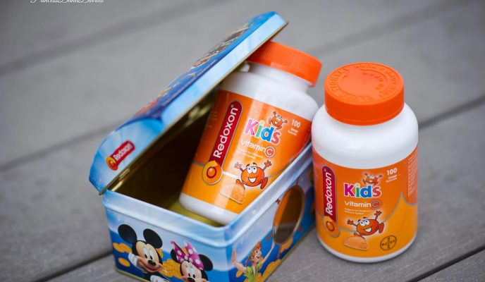 {Giveaway} Redoxon Kids Vitamin C Gummies Treasure Chest Twin Pack and Disney on Ice Treausre Trove Tickets!