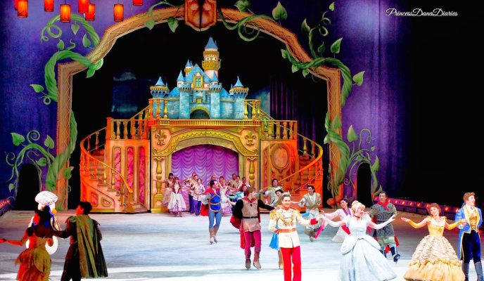 An Elephant on Ice…Review of Disney on Ice: Treasure Trove