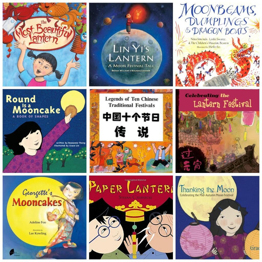 Books on Mid Autumn Festival - LTM