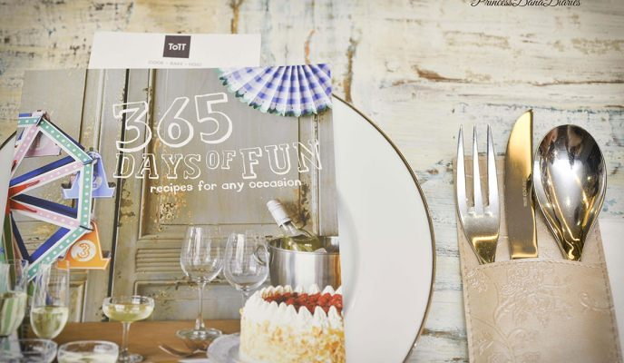 Foodie Friday: 365 Days of Fun Recipes for Any Occasion