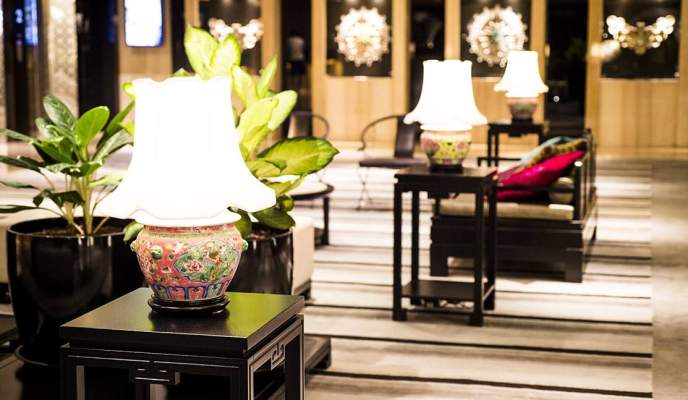 Village Hotel Katong – Modern Chic with Old World Charm