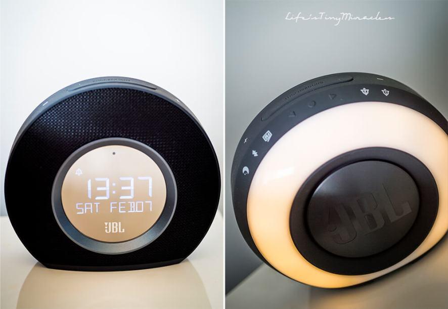 JBL Horizon Clock Collage1