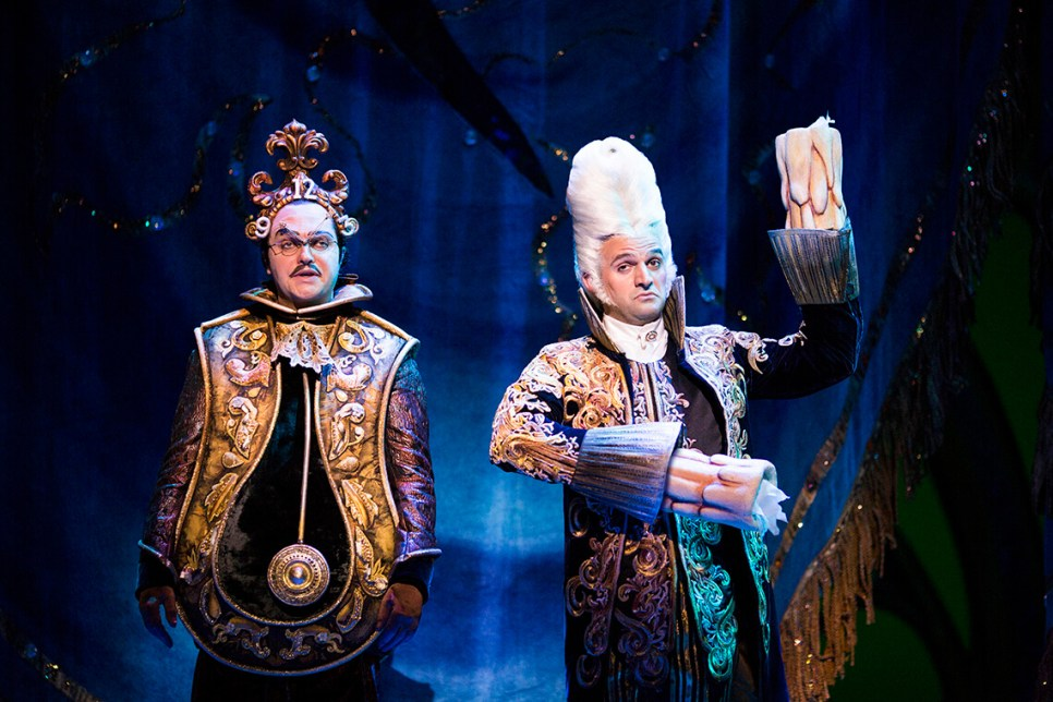 Beauty and the Beast Musical Singapore011