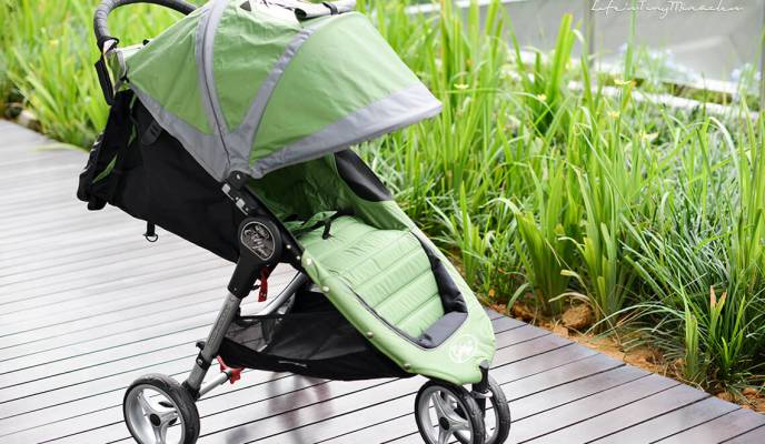 Review of the Baby Jogger City Mini
