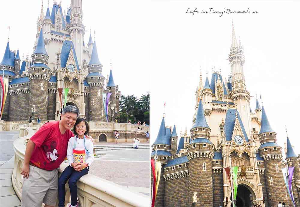Tokyo Disneyland Collage 1