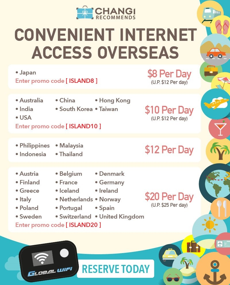 Changi Recommends Wfi Rates