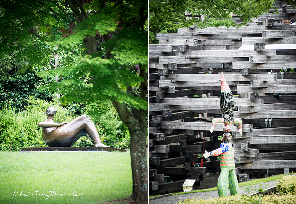 HakoneOpenAirMuseum Collage 3
