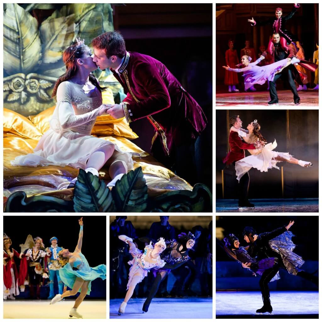 SleepingBeautyOnIceLTM Collage