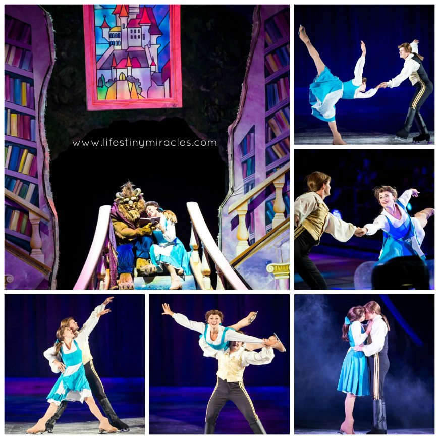 DisneyOnIceSG BeautyNBeast Collage