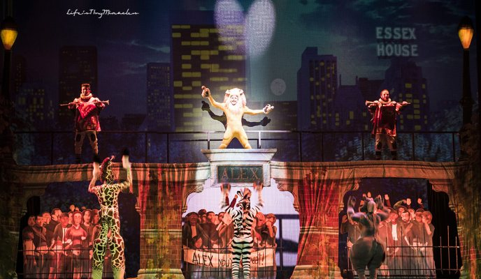Madagascar Live! – From Screen to Stage.