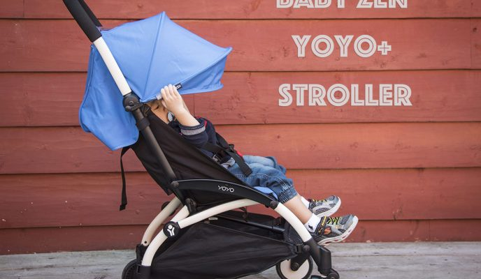 Baby Zen Yoyo+: The only stroller you'll ever need, for home and travel