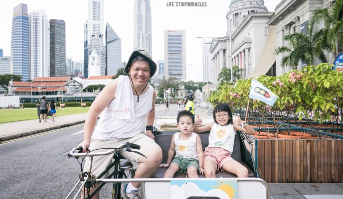 Car-Free Sunday SG: Jan 2017 Edition