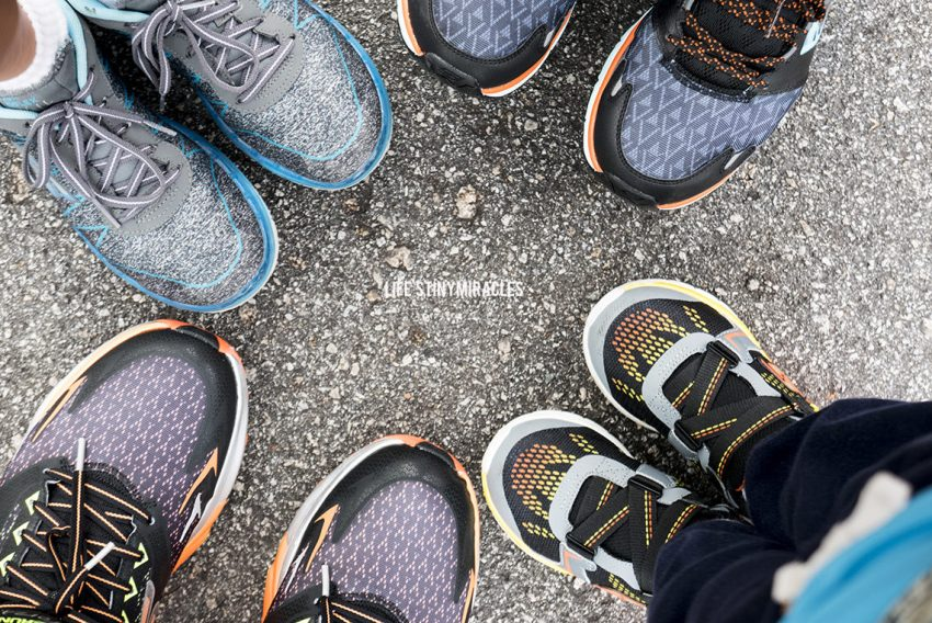 ae4de72874cf Skechers Shoes Review - Why Skechers shoes are our family s ...