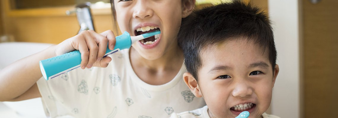 Philips Sonicare For Kids Sonic electric toothbrush – Helping Kids Build Good Oral Habits