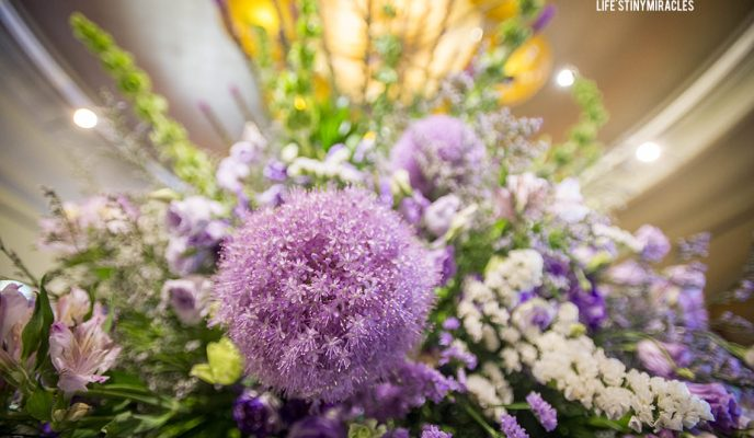 The Fullerton Spa and Champagne Brunch – A Mothers' Day Special at The Fullerton Hotel