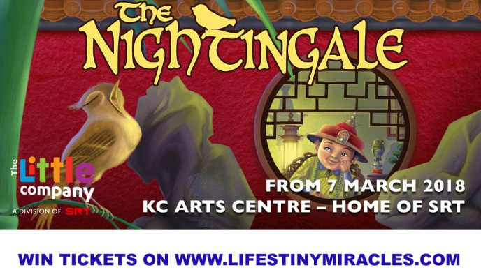SRT's The Little Company Re-Stages 'The Nightingale' 2018