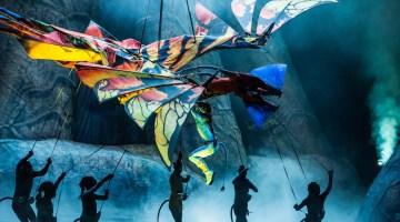 TORUK – The First Flight by Cirque Du Soleil Singapore