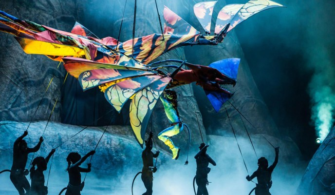 TORUK – The First Flight by Cirque Du Soleil Singapore