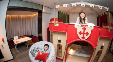 Shangri-La Hotel Singapore – Themed Family Suite Review