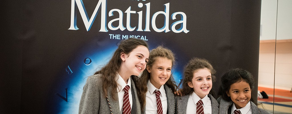 Matilda The Musical, Singapore