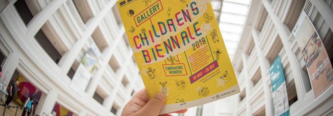 Children's Biennale 2019, Singapore