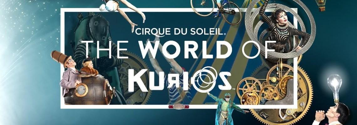 KURIOS by Cirque du Soleil – Singapore Review