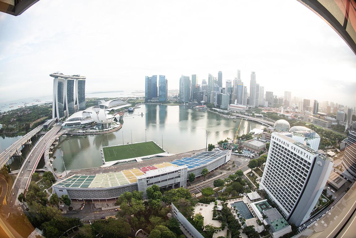 the ritzcarlton millenia singapore  game night staycation