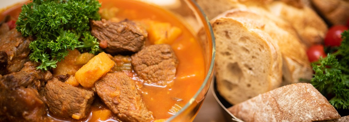 One-Pot Easy Beef Stew with True Aussie Beef