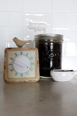 How to Make Coffee Grounds and Tea Wood Stain.