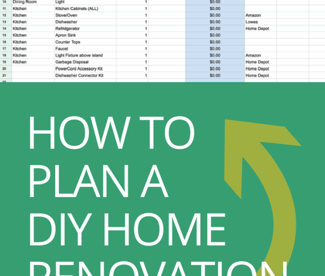 Ome Renovations Are A Lot Of Work Here Is An In Depth Home Renovation