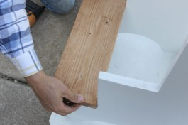 diy step stool wood assembly
