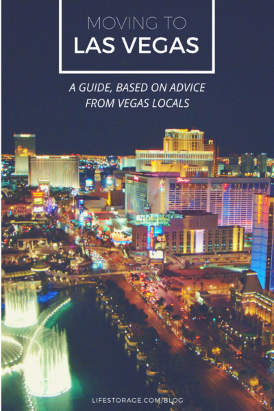 Moving to Las Vegas The 2018 Locals Guide  Life Storage Blog