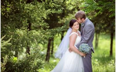 Greg & Brittany! |  Reinhart's Tree Farm | Outdoor Berks County Wedding